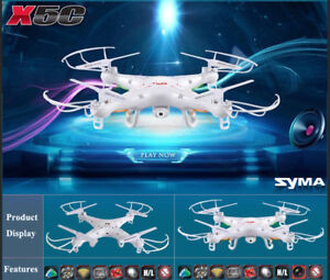 REMOTE CONTROL HELICOPTER DRONE WITH HD CAMERA - NEW