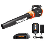 WG546 WORX 20V AIR TURBINE BLOWER SWEEPER