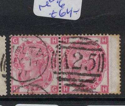 Malta GB Used Abroad SG Z43 Plate 6 Pair VFU (2drs), used for sale  Shipping to India