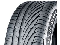 Uniroyal RainSport 3 tyres 235 45 R17