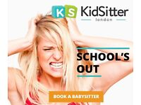 Experienced Childcare professionals in London this Summer