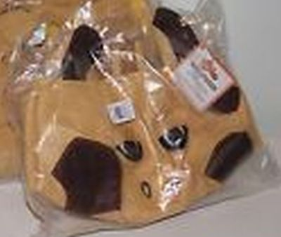 NWT/NEW POTTERY BARN KIDS GIRAFFE HALLOWEEN TREAT BAG FOR THE COSTUME