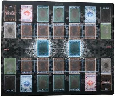 Yugioh 2017 Link Zone 2-Player Playmat Near Mint Yugioh
