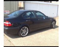 Mint Bmw e46 open to offers