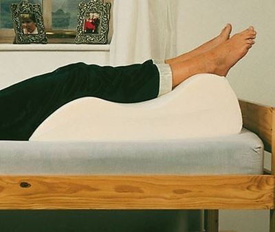 Leg Raiser Legrest Foot Rest Cushion Foam Support Pillow