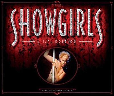 Showgirls DVD 1995 VIP LIMITED EDITION BOX SET NEW SEALED RARE