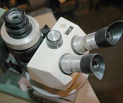 Bausch Lomb Stereo Zoom 7 Microscope With Photo Port Inv.15078