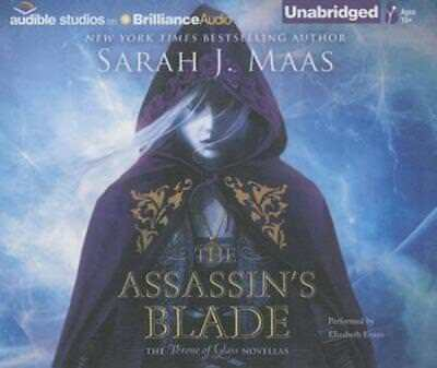 The Assassin's Blade: The Throne of Glass Novellas by Sarah J Maas: New
