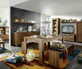 LIVING ROOM FURNITURE GENT, NEW COLLECTION, MODERN DESIGN, STORAGE, LED LIGHTS, DELIVERY AVAILABLE
