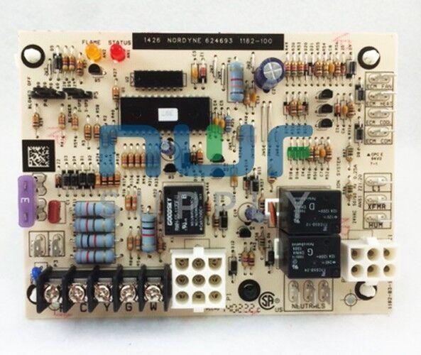 Nordyne Tappan Intertherm Miller Circuit Control Board 919943