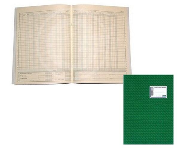 REGISTRO DEGLI ONORARI - Data Ufficio cod. 1117 dim. 24x31,5