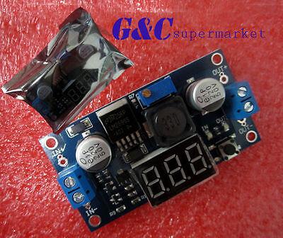 Dc-dc Buck Step Down Converter Module Lm2596 Voltage Regulatorled Voltmeter M3