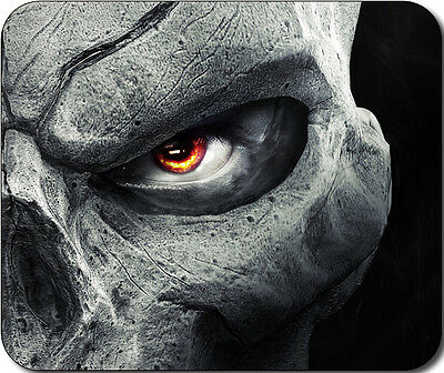 Halloween Skull Ideas (Zombie Skull Halloween Large Mousepad Mouse Pad Great Gift)