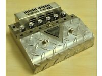 Mesa Boogie V-twin Tube Preamp Pedal plus Additional Circuit and Switch Mod!