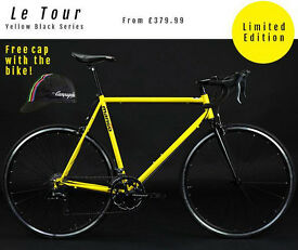 """19"""" Mango Le Tour Limited Edition 16 speed urban racer"""