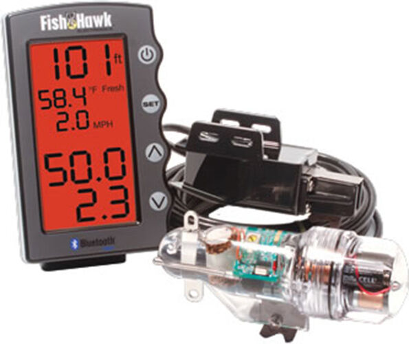 Fish Hawk X4D with Bluetooth System