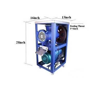 Bone Crusher Meat Meatchickenfish Feed Processer Electric 220v Sale 025183