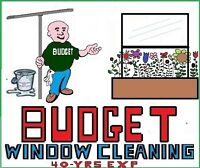 BUDGET WINDOW CLEANING