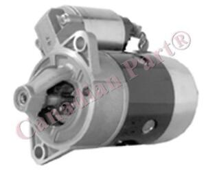 New MITSUBISHI Starter for NISSAN AEH,AH,APH,ASH,CEF SMT0029