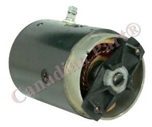 New PRESTOLITE Snow Plow Motor for BOSS All Models All LPL0013