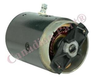 New PRESTOLITE Snow Plow Motor for BOSS All Models All LPL0013
