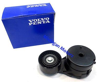 Genuine OEM Volvo Penta Engine Serpentine Belt Tensioner - 3860079