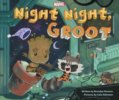 Night Night, Groot by Brendan Deneen: New