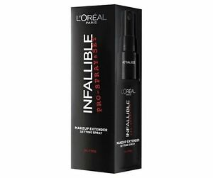 b487acfa2aa Loreal Paris Infallible Pro-spray and Makeup Extender Setting Spray ...