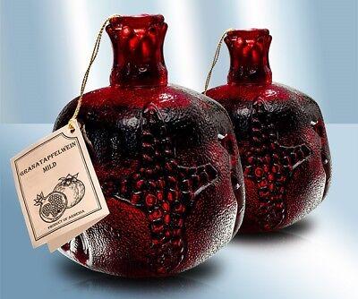 Rotwein Arame Granatapfel Wein 0,75L Вино Getränke Geschenkpackung
