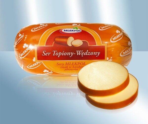 Schmelzkäse Käse Geräuchert ca. 700g Spezialität Mlekpol