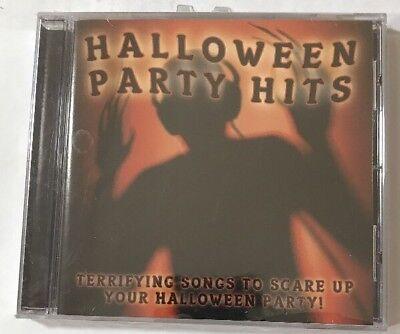 Halloween Party Hits CD - 10 Halloween Songs MUSIC, Excellent Musical Instrument](Halloween Hits Cd)