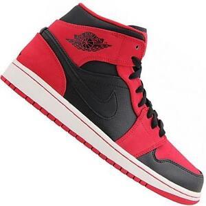 Jordans Damen Schwarz Pink