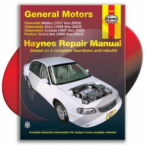 1999 2003 grand am shop manual best setting instruction guide u2022 rh ourk9 co 1999 Pontiac Grand AM 1995 Pontiac Grand AM