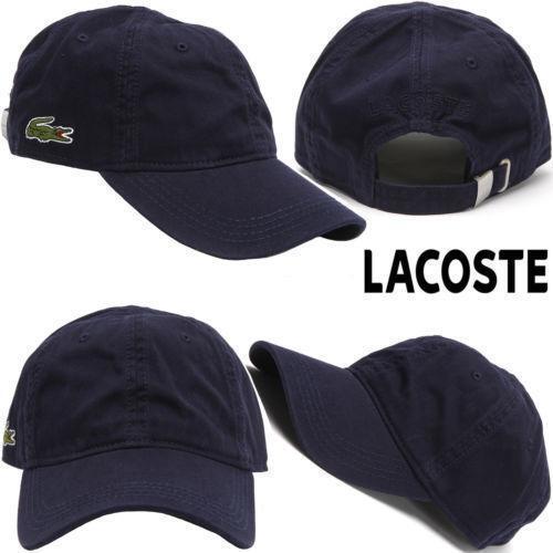 9334a79548de8 lacoste hat