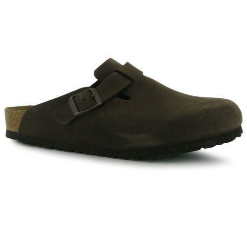 birkenstock boston suede uk