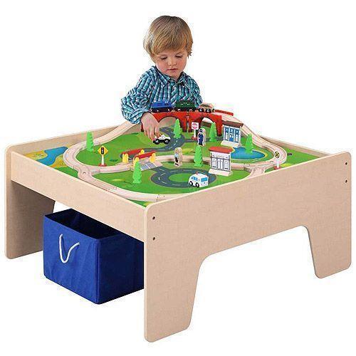 Basic Deck Building Plans, Build A Wood Store, Train Tables For Sale ...