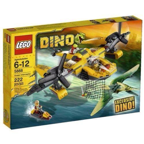 lego dino defense hq 5887 instructions