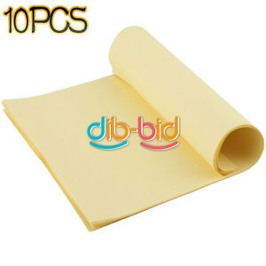 A4-10Pcs-Sheets-Heat-Toner-Transfer-Paper-For-DIY-PCB-Electronic-Prototype-Mak