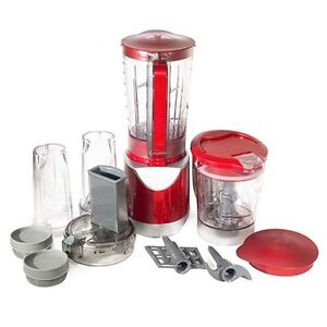 Ninja-BL207-Extreme-Kitchen-System-Pulse-Blender-with-Accessories-Cinnamon