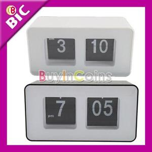 Modern-Simple-Retro-Desk-Auto-Flip-Cube-Number-Clock
