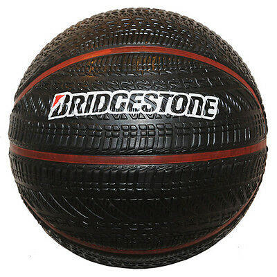 NEW BASKETBALL Black Turanza Tire **BRIDGESTONE Basketball 'Promo Item  on Rummage