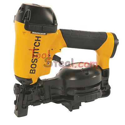 Stanley Bostitch Rn46 1 Coil Roofing Nailer With Warranty
