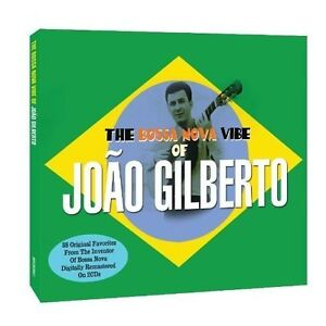 THE BOSSA NOVA JIBE OF JOAO GILBERTO  2CD SET
