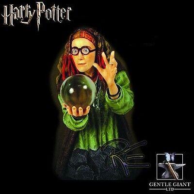 Gentle Giant Harry Potter Professor Trelawney Mini Bust New