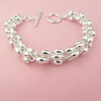 Women's Fashion Jewelry Silver Bracelet