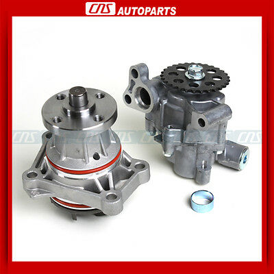 99-08 Suzuki Chevy 2.5l 2.7l Engine Water & Oil Pump Combo H25a H27a Parts on sale