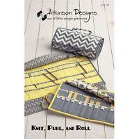 Pattern for . . . Organizer for Knitting Needles/Crochet Hooks