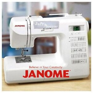 Janome-19110-Computerised-Sewing-Machine-Tailoring-Quilting-Patchwork-Foot-NEW