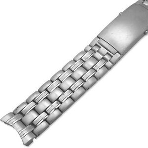 20mm Stainless Steel Watch Band for Omega Seamaster