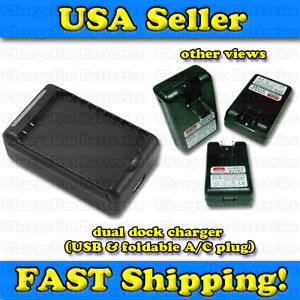 External-Charger-Samsung-Epic-4G-Touch-SPH-D710-Travel-Dock-Home-Wall-EB625152VA